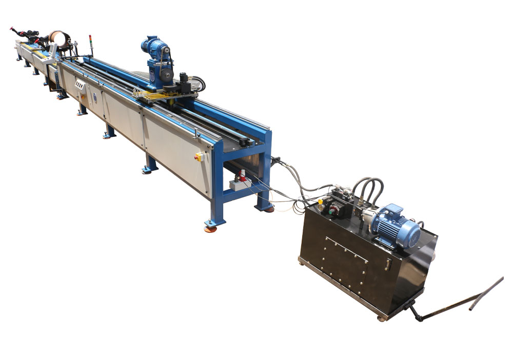 Horizontal honing machine 7 meter